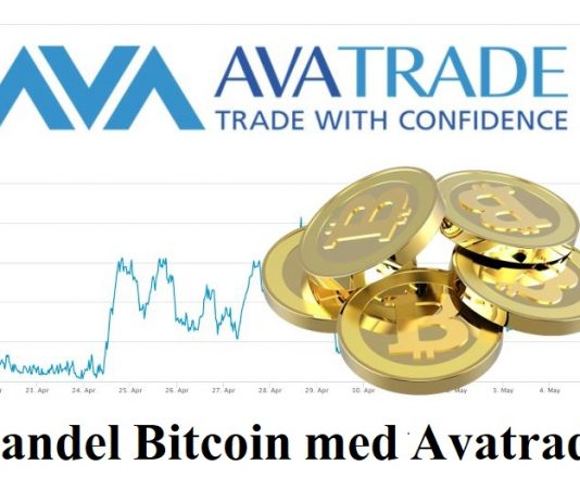 handel bitcoin med Avatrade bitcoin broker