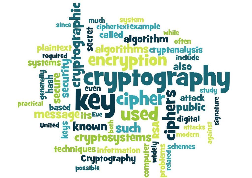 cryptografie Bitcoins portföljer