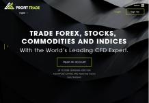 profit trade hemskärm
